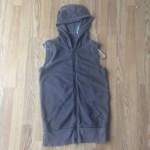 GAP summer hooded vest